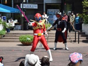 【佐賀のこの人のルーツを探る!vol.1】 ご当地ヒーロー「なつレンジャー」が愛した昭和のヒーローを振り返る